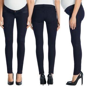 J Brand Mama J Super Skinny Maternity Jeans 26
